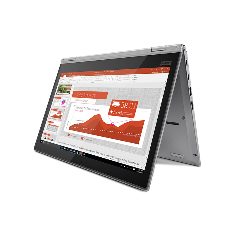 ThinkPad New S2 Yoga 2018 银色图片