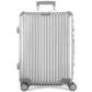 瑞动(SWISSMOBILITY)铝框拉杆箱24英寸密码锁行李箱 复古旅行箱图片