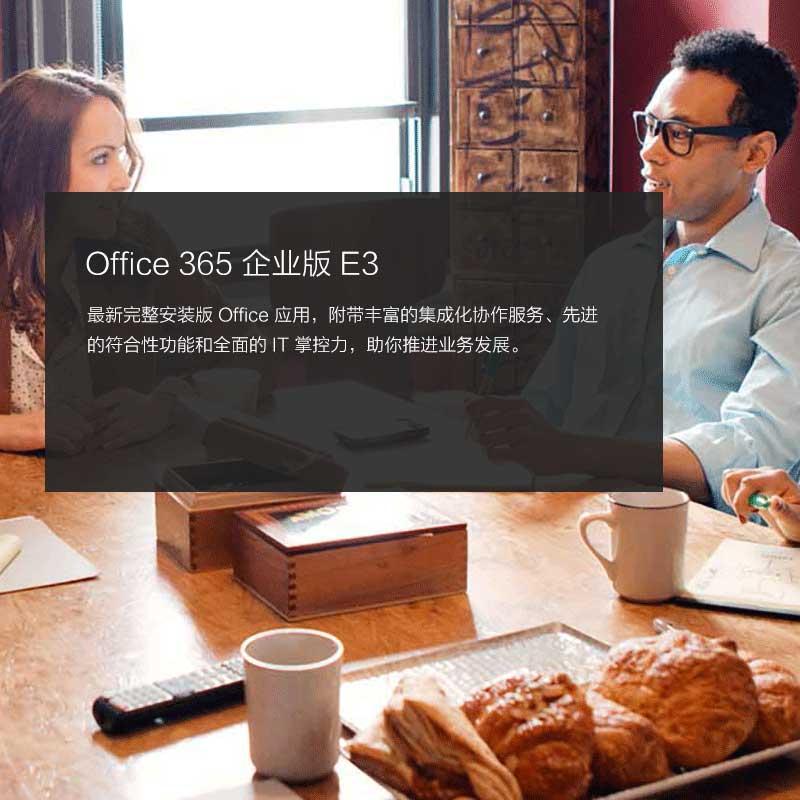 Office 365 E3软件图片