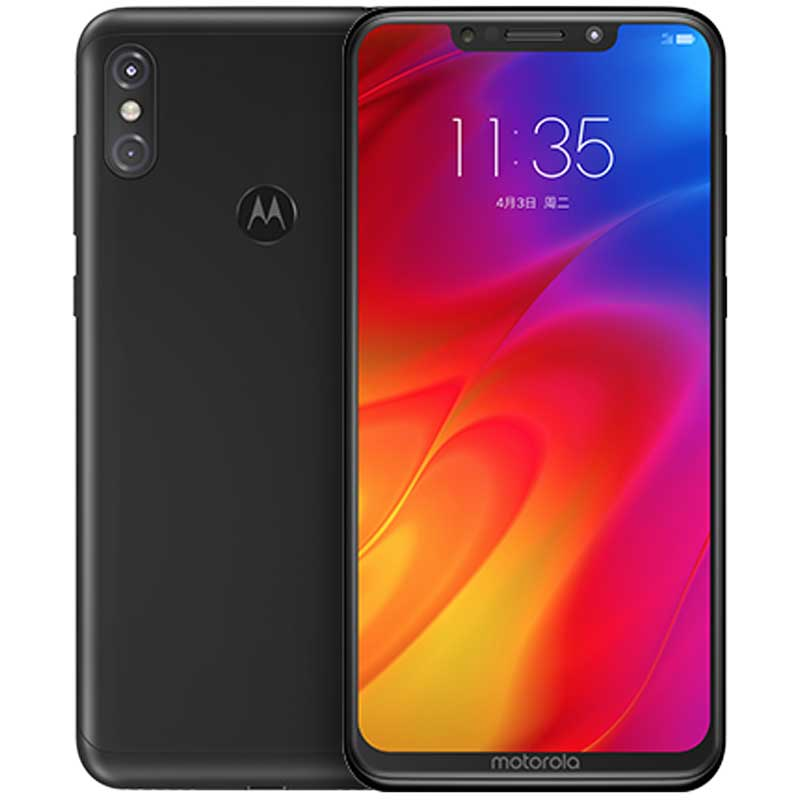 motorola P30 Note 4GB-64GB 墨岩黑
